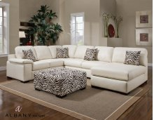 LAF Sofa Sectiona;