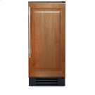 15 Inch Overlay Solid Door Wine Cabinet - Left Hinge Overlay Solid Product Image
