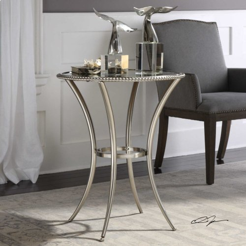 Sherise Accent Table