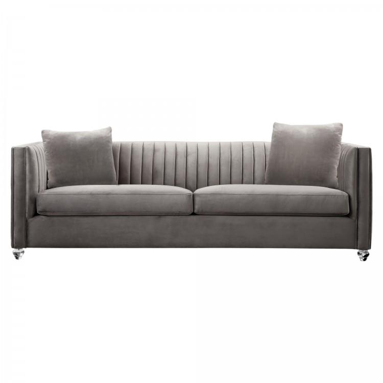 Armen Living Emperor Contemporary Sofa