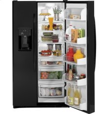 GE Profile ENERGY STAR® 29.1 Cu. Ft. Side-by-Side Refrigerator with Dispenser