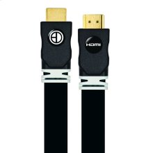 Helios Flat 2000 Series HDMI® Cable (19ft)