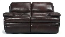 Dylan Leather Double Reclining Love Seat
