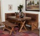 Sedona Breakfast Nook Set W/side Bench Product Image