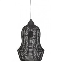 Hanging lamp 27x42 cm MEIA cement