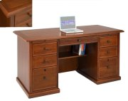 """60"""" Flat Top Non-Computer Desk Product Image"""