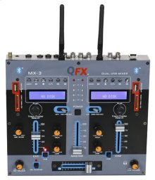 Professional 2 Channel Mixer