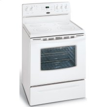 Crosley Electric Ranges (5.4 Cu. Ft. Large Capacity Self Cleaning Oven with Safety Lock)