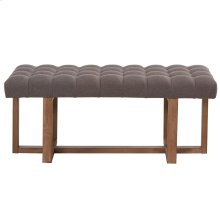 Tavis Double Bench in Grey