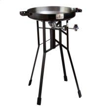 Black FireDisc Deep 36-Inch Tall Portable Cooker