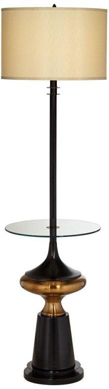 Empire Floor Lamp W/tray