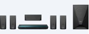 Blu-ray Home Theater System with Bluetooth Product Image