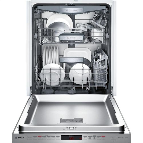 24' Flush Handle Dishwasher 800 Plus Series- Stainless steel