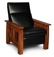 Aspen Recliner, Fabric Cushion Seat Product Image