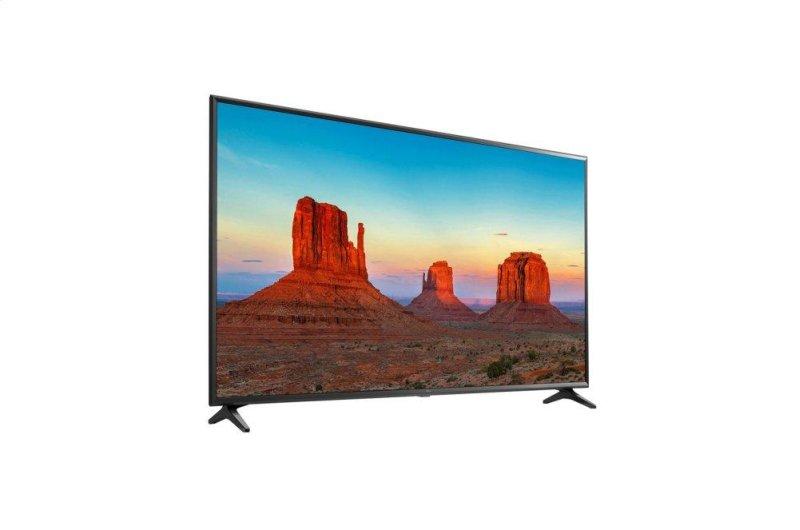 Uk6090pua 4k Hdr Smart Led Uhd Tv  6