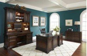 """74"""" Executive Desk Top"""