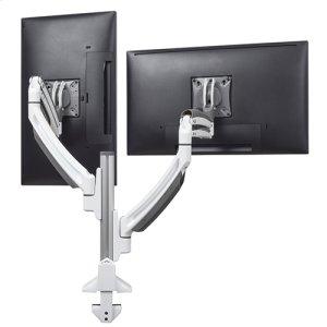 Chief ManufacturingKontour K1C Dynamic Column Mount, 2 Monitors, White