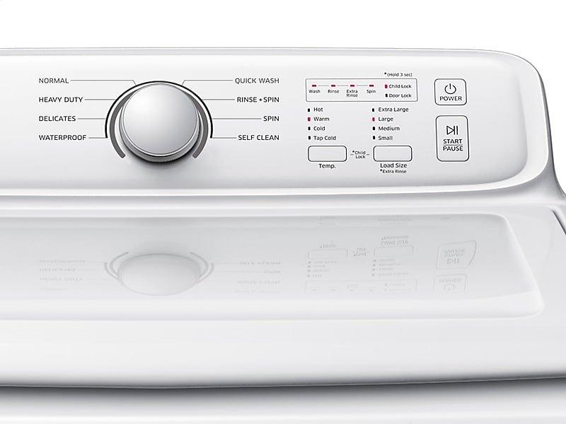 WA40J3000AW in White by Samsung in Wausau, WI - WA3000 4 0