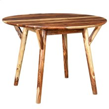 Mira Round Dining Table in Sheesham