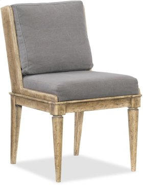 Urban Elevation Upholstered Side Chair