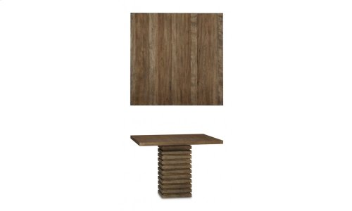 Epicenters Williamsburg Single Pedestal Dining Table