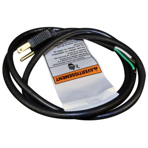 Range Hood Power Cord -