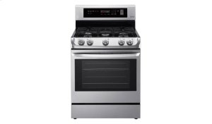 6.3 cu. ft. Gas Single Oven Range with ProBake Convection® and EasyClean® Product Image