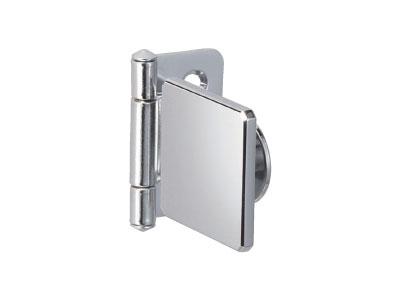 Inset Glass Door Hinge