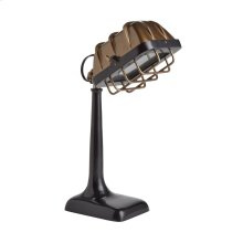 Booker Lamp, Bronze