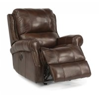 Miles Leather Power Gliding Recliner Product Image