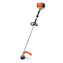 This fuel-efficient, powerful trimmer handles tough jobs and meets emissions requirements.