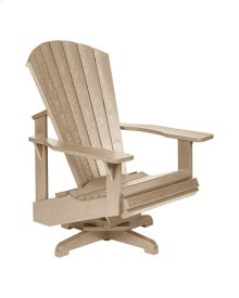 SWIVEL ADIRONDACK *WHITE OR SLATE GREY ONLY*