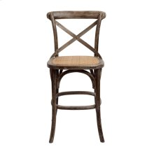 Bennett 24in X-back Stool