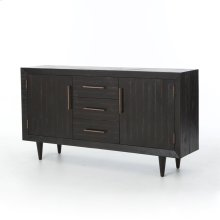 Suki Media Console-burnished Black
