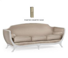 Empire Style Sofa (Painted Country Sage/MAZO)
