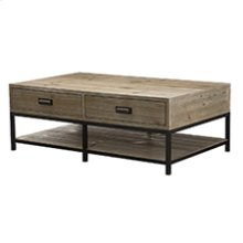 Parsons Rectangular Cocktail Table