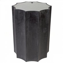 Emmeline Black Side Table