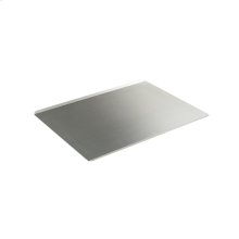 Brushed Aluminium Baking Tray