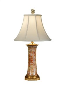 Flower Spill Lamp