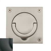 Oil-Rubbed Bronze Flush Ring Pull