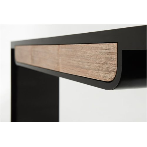 Bauer Console Table - Lacquer & Wenge