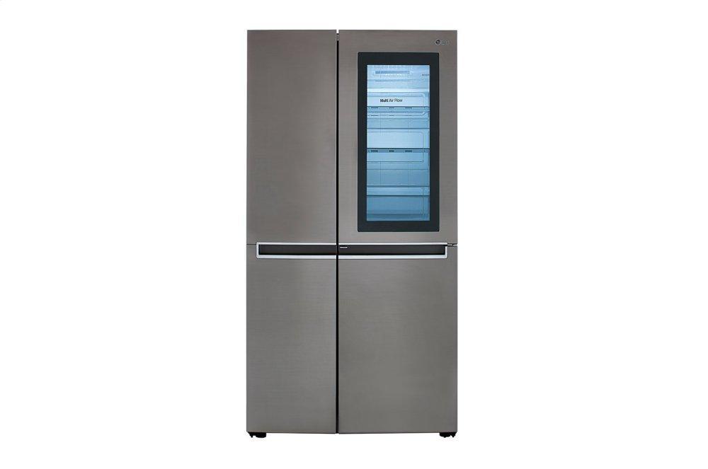 LG Appliances27 Cu. Ft. Side-By-Side Instaview™ Door-In-Door® Refrigerator