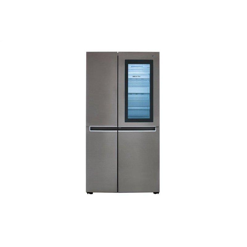 27 cu. ft. Side-By-Side InstaView™ Door-in-Door® Refrigerator