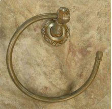 Sonnet Towel Ring