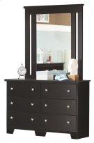 "6-Drawer Dresser 49"" Product Image"