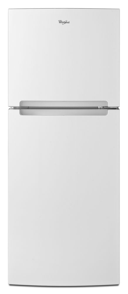 Whirlpool25-Inch Wide Top Freezer Refrigerator - 11 Cu. Ft.