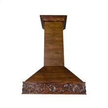 Designer Wood 373WH Wooden Hood