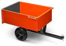 9' Steel Dump Cart Product Image