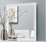Bianco White LP Mirror Product Image