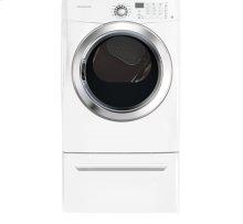 Frigidaire 7.0 Cu.Ft Gas Dryer featuring Ready Steam
